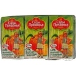 Juice Sady pridonia peach for children 375ml tetra pak