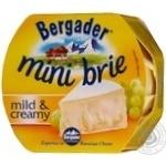 Сыр Бергадер Мини Бри 70% 150г Германия