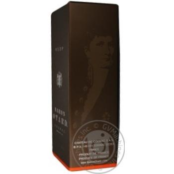 Baron Otard V.S.O.P. Cognac 40% 0.7l - buy, prices for Novus - image 4