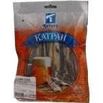 Snack capelin Katran sun dried 200g Ukraine