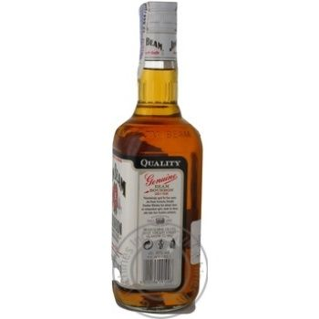 Виски Jim Beam White 40% 0,7л - купить, цены на Novus - фото 2