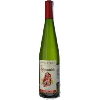 Вино Thomas Rath Либфраумильх белое полусладкое 700мл