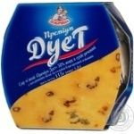 Cheese Dobriana Duet with white mold with blue mold 50% 115g