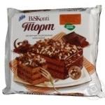 Cake Biskonti chocolate 400g Ukraine
