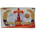 Масло Кремлевсое сладкосливочное 82.5% 200г Украина