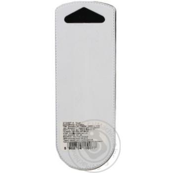 Пинцет прямой Inter-Vion 410007 - купить, цены на Novus - фото 6