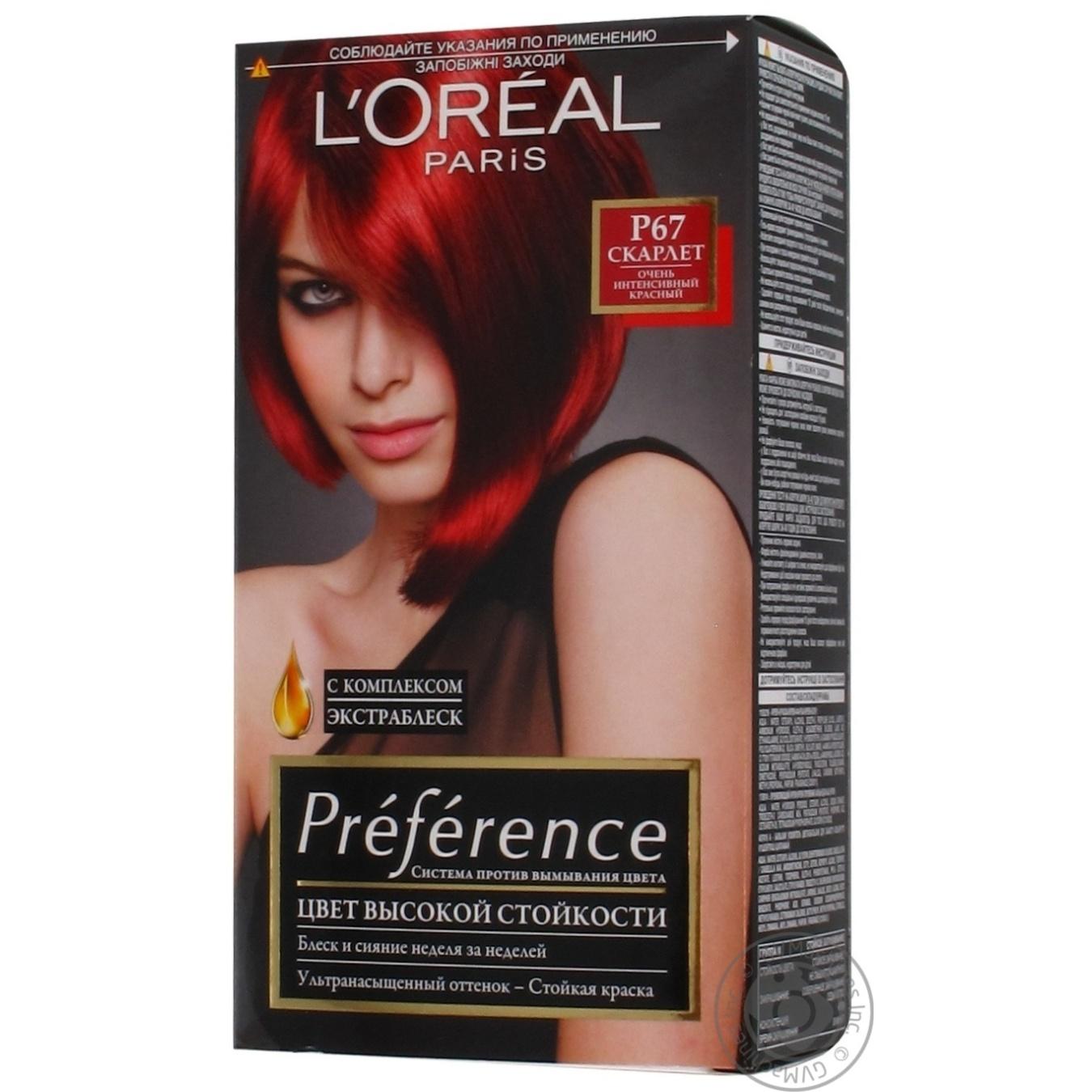 Краска для волос l oreal paris