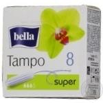 Тампони гігієнічні Bella Super 8шт - купить, цены на Novus - фото 2