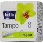 Тампони гігієнічні Bella Super 8шт - купить, цены на Novus - фото 3
