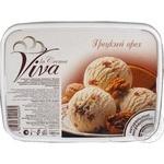 Морозиво Viva la Crema Грецький горіх 1,3кг