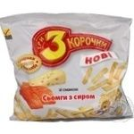Snack Try korochky wheat with cheese 90g