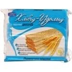 Хлібці пшенично-вівсяні для діабетиків Хлібці Удальці 100г