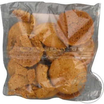 Cookies Zdravo Daylight oat on fructose 300g sachet - buy, prices for MegaMarket - image 2
