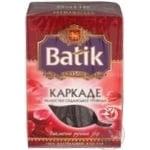 Hibiscus tea Batik 80g Sudanese rose petals 80g Ukraine