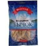 Snack gobies Morskie salted dried 35g Ukraine