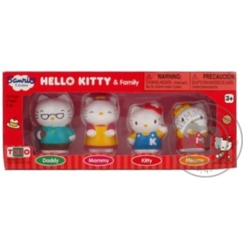 Toy Hello kitty for children from 3 years