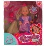 Лялька Єва з довгим волоссям та аксесуарами 3в Simba 5737056