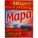 Порошок стиральный Мара для цветных тканей 1200г Белоруссия
