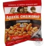 Арахис Фуршет жареный соленый 40г Украина