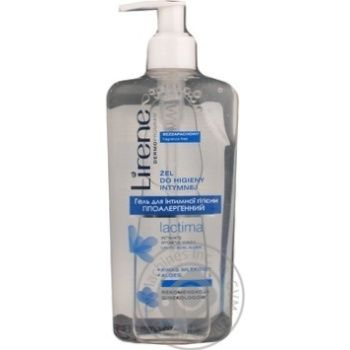 Gel Lirene for an intimate hygiene 300ml Poland
