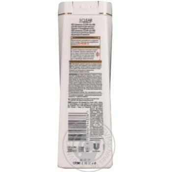 Шампунь Clear Против перхоти Защита от выпадения волос 250мл - купить, цены на Фуршет - фото 2
