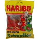 Цукерки жувальні Харібо Дитячі соски 200г