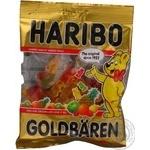 Candy Haribo Goldbaren jelly 200g flow-pack