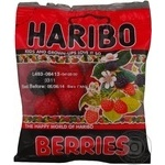 Candy Haribo Berries with berries 45g flow-pack Germany