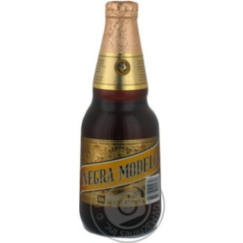 Пиво Негра Модело темное пастеризованное стеклянная бутылка 5.4%об. 355мл Мексика