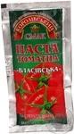 Паста томатная Королівський смак Власовская 25% 70г