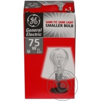 Bulb General electric e27 75w 240v