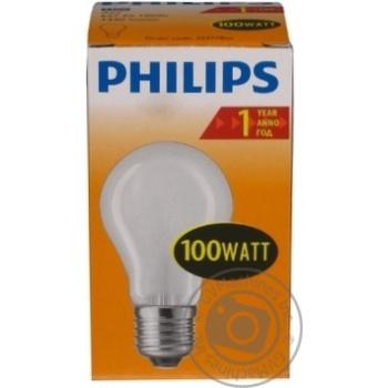 Bulb Philips e27 100w 1000hours 230v - buy, prices for Novus - image 6