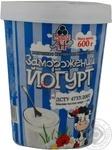 Мороженое Рудь Замороженный йогурт с лесными ягодами сливочное йогуртовое 600г