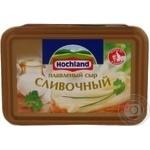 Сыр Хохланд Сливочный плавленый 55% 400г Россия