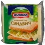 Сыр Хохланд Сэндвич плавленый 45% 150г Россия