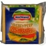 Cheese Hochland Cheeseburger processed 45% 150g