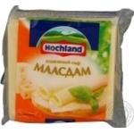 Сыр Хохланд Маасдам плавленый 45% 150г Россия