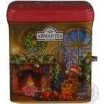 Tea Ahmad black loose 125g can