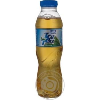 Чай холодный Биола зеленый саусеп 500мл - купить, цены на Novus - фото 3