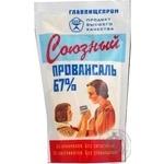Майонез Союзный провансаль Провансальский 67% 180г Украина