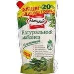 Mayonnaise Macmai Provencal olive 67% 480g doypack Ukraine