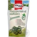 Mayonnaise Macmai Provencal olive olive 67% 180g Ukraine