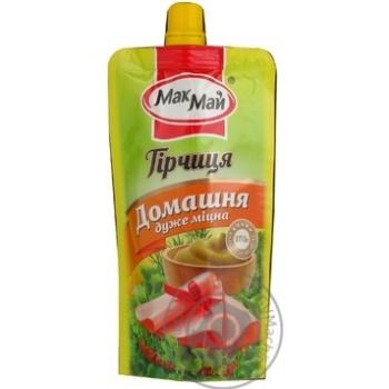 Горчица Макмай Домашний 150г Украина