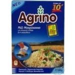 Крупа рис Агрино пропаренный