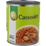 Auchan Cassoulet