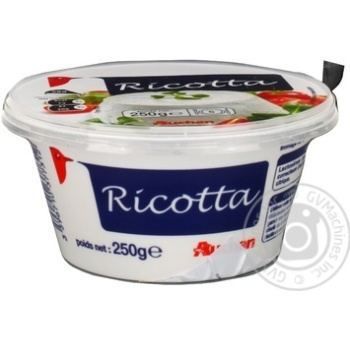 Сыр Ашан Рикотта 11% 250г