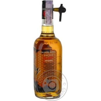 Бурбон Jim Beam Honey 35% 0,7л - купити, ціни на CітіМаркет - фото 4