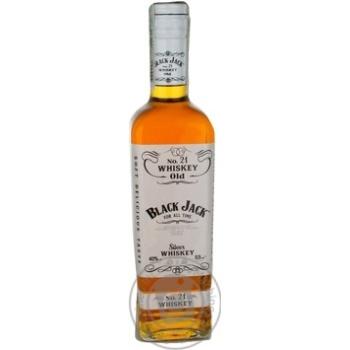 Виски Black Jack 40% 0,5л - купить, цены на Фуршет - фото 4