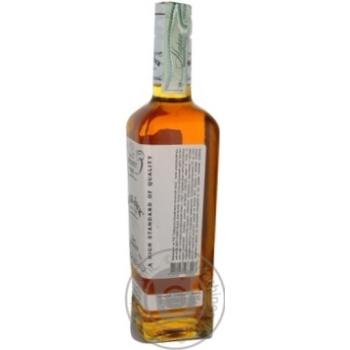 Виски Black Jack 40% 0,5л - купить, цены на Фуршет - фото 2