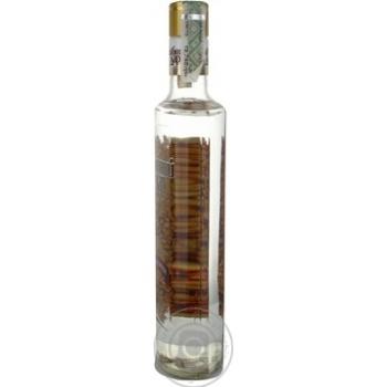 Водка Хлебный Дар Классическая 700мл - купить, цены на Фуршет - фото 2